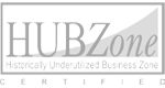 Historically Underutilized Business Zone logo