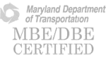 Maryland Department of Transportation logo